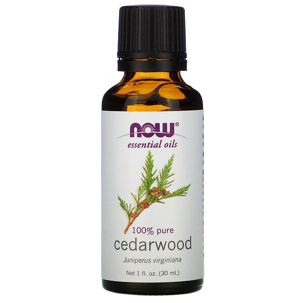 Essential Oils, Cedarwood, 1 fl oz (30 ml)