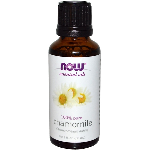 Now Foods, Essential Oils, Chamomile, 1 fl oz (30 ml) (Discontinued Item)