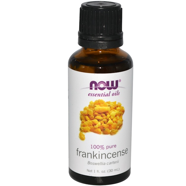 Now Foods, Aceites esenciales, olíbano (incienso), 1 fl oz (30 ml)