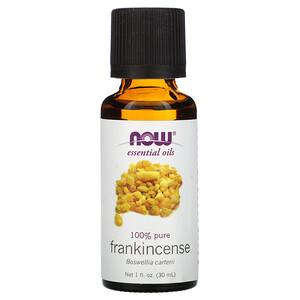 Now Foods, Essential Oils, Frankincense, 1 fl oz (30 ml) отзывы покупателей