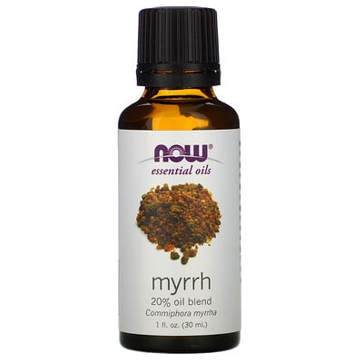 Now Foods Essential Oils, Myrrh, 1 fl oz (30 ml)
