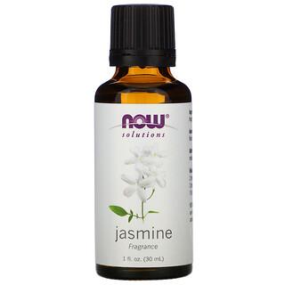 Now Foods, Solutions, Jasmine, 1 fl oz (30 ml)