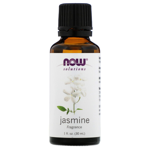 Solutions, Jasmine, 1 fl oz (30 ml)