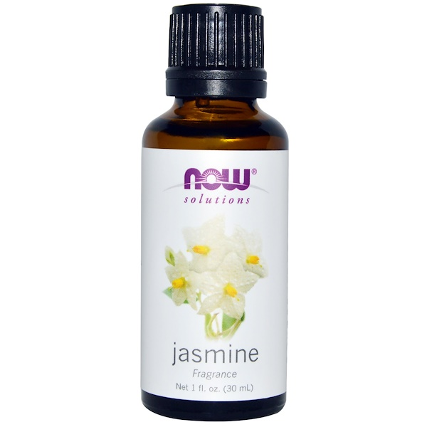 Now Foods, Solutions, Jasmine, 1 fl oz (30 ml)