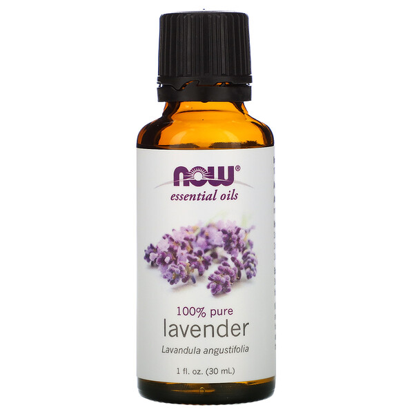 Now Foods, Aceite esencial, Lavanda, 30 ml (1 oz. líq.)