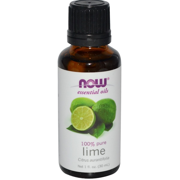 Now Foods, Essential Oils, Lime, 1 fl oz (30 ml)