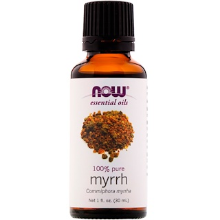Now Foods, Ätherische Öle, Myrrhe, 30 ml