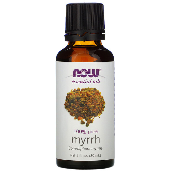 Essential Oils, Myrrh, 1 fl oz (30 ml)