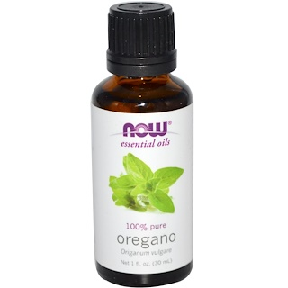 Now Foods, Essential Oils, Oregano, 1 fl oz (30 ml)
