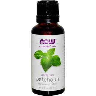 Now Foods, Essential Oils, Patchouli, 1 fl oz (30 ml)