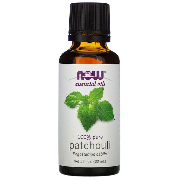 Now Foods, Aceites Esenciales, Pachuli, 1 fl oz (30 ml)