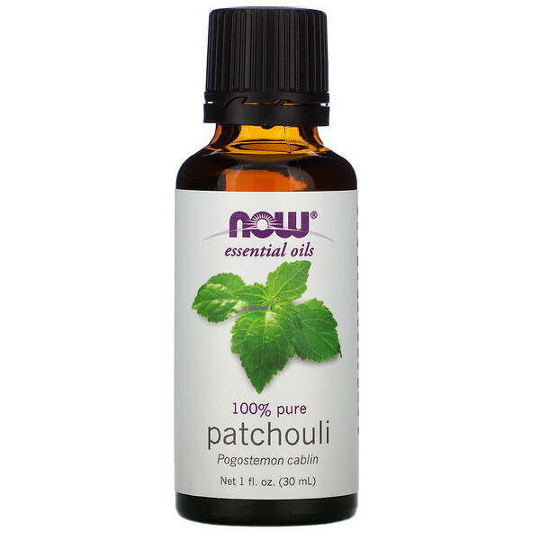 Essential Oils, Patchouli, 1 fl oz (30 ml)