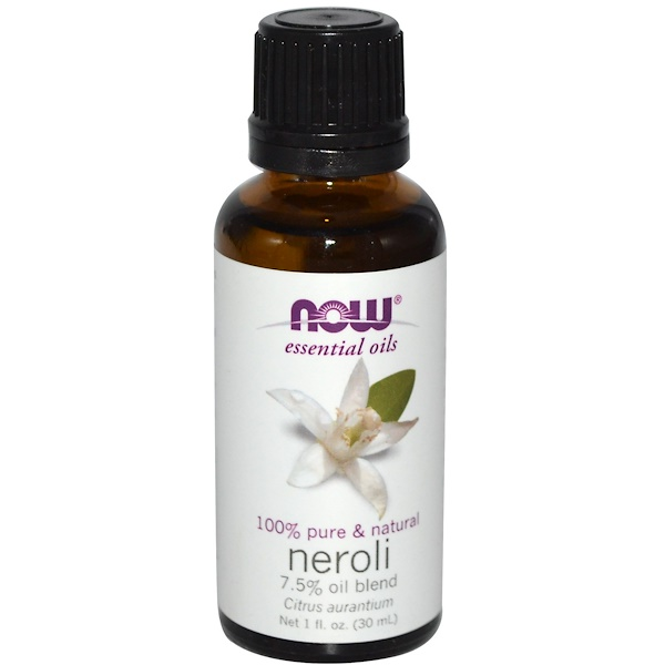 Essential Oils, Neroli, 1 fl oz (30 ml)
