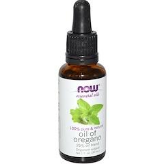 Now Foods, Essential Oils, Oil of Oregano, 1 fl oz (30 ml)