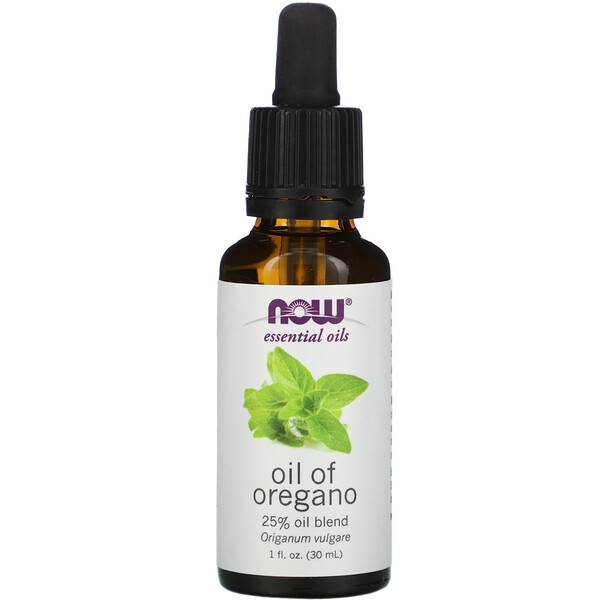 Essential Oils, Oil of Oregano, 1 fl oz (30 ml)
