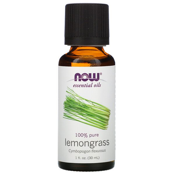 Essential Oils, Lemongrass, 1 fl oz (30 ml)