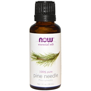 Now Foods, Essential Oils, Pine Needle, 1 fl oz (30 ml)