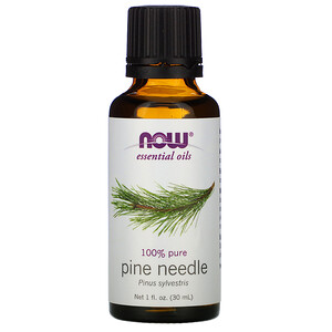 Now Foods, Essential Oils, Pine Needle, 1 fl oz (30 ml) отзывы