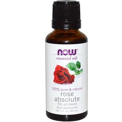Эфирные масла, абсолютное масло розы, 30мл
