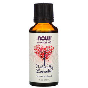 Now Foods, Essential Oils, Naturally Loveable, 1 fl oz (30 ml) отзывы