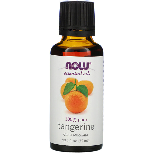 Essential Oils, Tangerine, 1 fl oz (30 ml)