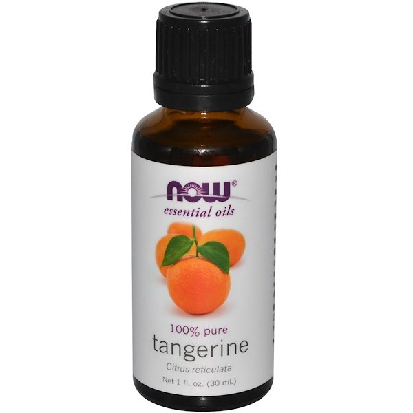 Now Foods, Essential Oils, Tangerine, 1 fl oz (30 ml)