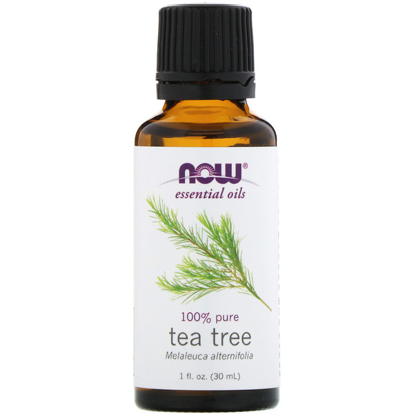 Essential Oils, Tea Tree, 1 fl oz (30 ml)