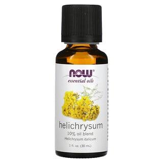 Now Foods, Essential Oils, Helichrysum, 1 fl oz (30 ml)