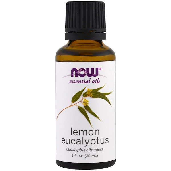 Essential Oils, Lemon Eucalyptus, 1 fl oz (30 ml)