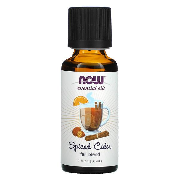 Essential Oils, Spiced Cider, 1 fl oz (30 ml)