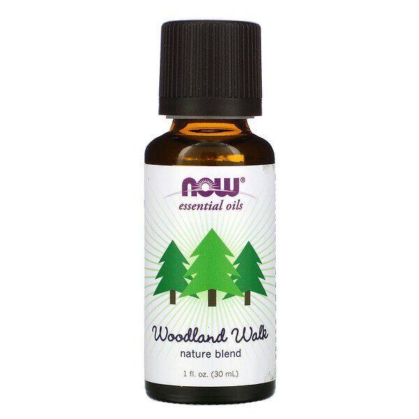 Essential Oils, Woodland Walk Nature Blend, 1 fl oz (30 ml)
