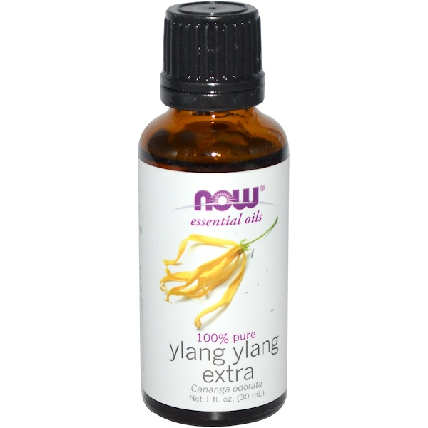 Essential Oils, Ylang Ylang Extra, 1 fl oz (30 ml)