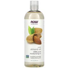Now Foods, Solutions,甜巴旦木油,16 液量盎司(473 毫升)
