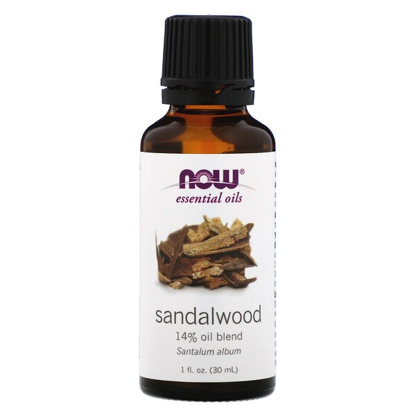 Essential Oils, Sandalwood, 1 fl oz (30 ml)