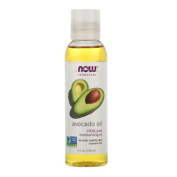 Solutions, Avocado Oil, 4 fl oz (118 ml)