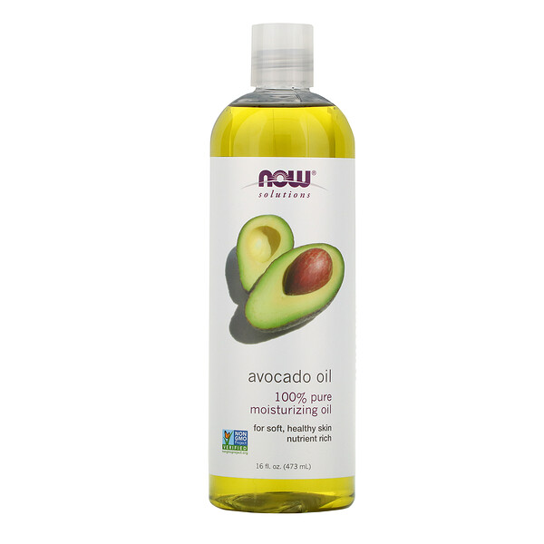 Solutions, Avocado Oil, 16 fl oz (473 ml)