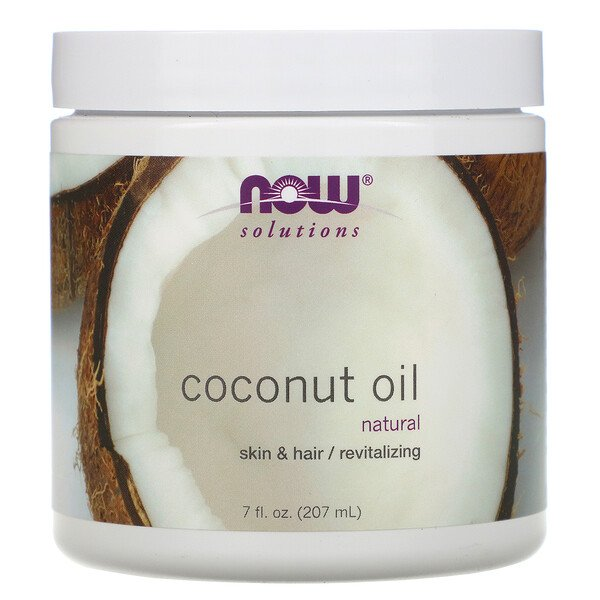 Solutions, Coconut Oil, 7 fl oz (207 ml)