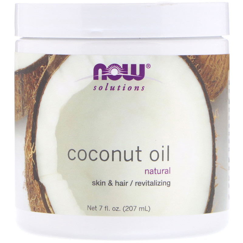 Solutions, Coconut Oil, 7 fl oz (207 ml)