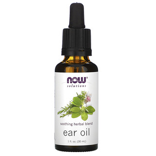 Now Foods, Ear Oil, 1 fl oz (30 ml)