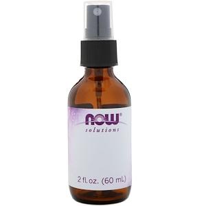 Now Foods, Empty 2 fl oz Amber Glass Bottle + Spray Lid, 1 — 2 fl oz (60 ml) Bottle отзывы