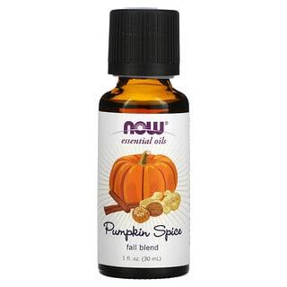Now Foods, Essential Oils, Pumpkin Spice, 1 fl oz (30 ml)
