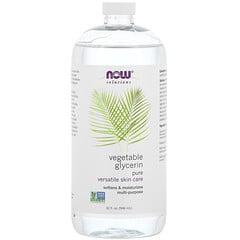 Now Foods, Solutions 系列植物甘油,32 液量盎司(946 毫升)