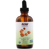 Отзывы о Now Foods, Solutions, Certified Organic & 100% Pure Argan Oil, 4 fl oz (118 ml)