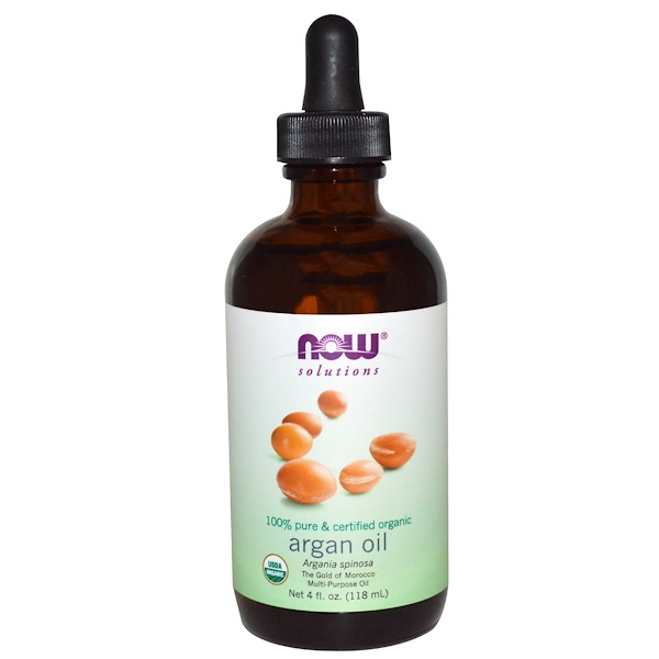 Now Foods, Solutions, Argan Oil, 4 fl oz (118 ml)