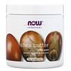 Now Foods, Solutions, Sheabutter, 207 ml (7 fl oz)