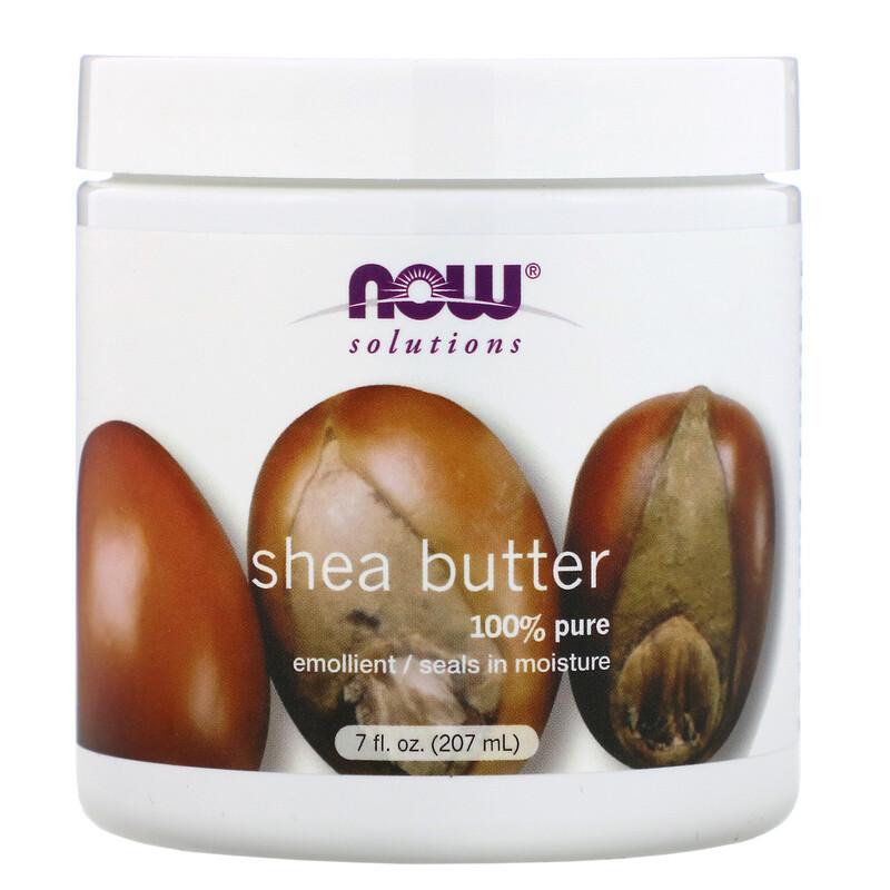 Solutions, Shea Butter, 7 fl oz (207 ml)