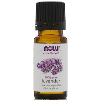 Now Foods, Essential Oils, Lavender, 1/3 fl oz (10 ml)
