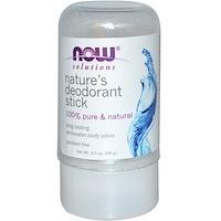 Натуральный дезодорант-стик, 3.5 унций (99 г) - фото