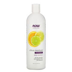 Now Foods, Solutions,柑橘保濕洗髮水,16 液量盎司(473 毫升)