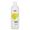 Now Foods, Solutions, Citrus Moisture champú, 16 oz líquidas (473 ml)